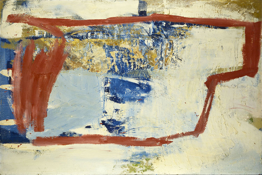 Peter Lanyon Solo Flight new Copy